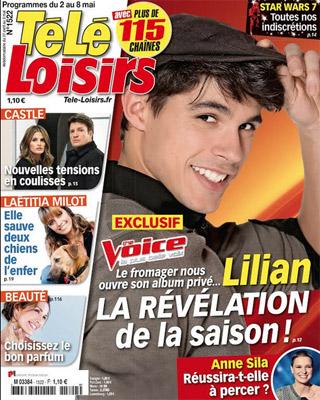 spoiler gagnant The Voice 4 avec Lilian ?