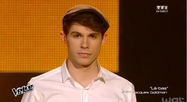 Lilian le gagnant The Voice au 20H de TF1 et sur Europe 1
