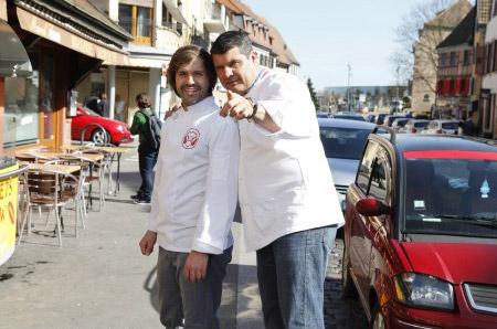C'est parti pour le Nord Pde la France dans La meilleure boulangerie de France 2015 / Photo : Marie Amelie TONDU/M6