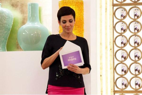 Avis les reines du shopping sensuelle en dentelle du 20 au 24/04/2015 // Crédit : Mathieu LAMSON/M6