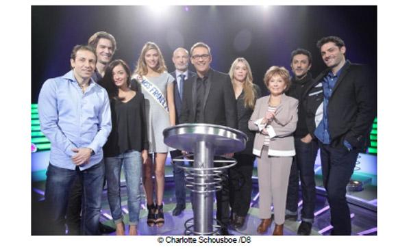 Helene dans Le Maillon faible le 9 mai 2015 sur D8
