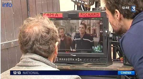 Meurtres à Collioure sur France 3 : le nouveau polar régionaliste en tournage / Capture écran