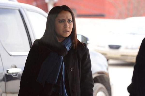 Parminder Nagara dans Kingmakers sur ABC ? / Photo de l'actrice dans Blacklist sur NBC