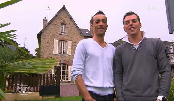 Avis et adresse de la maison d'hôtes de Rodolphe et David de Bienvenue chez nous le retour le 16 avril 2015