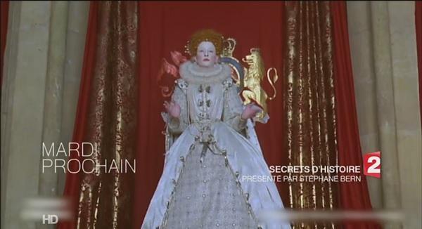 Secrets d'Histoire La Reine Vierge : Elizabeth I racontée par Stéphane Bern