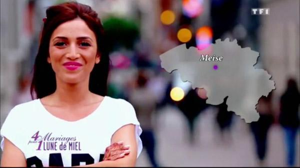 Avis et commentaires sur Sureyya de 4 mariages pour 1 lune de miel de TF1 du 15/04/2015