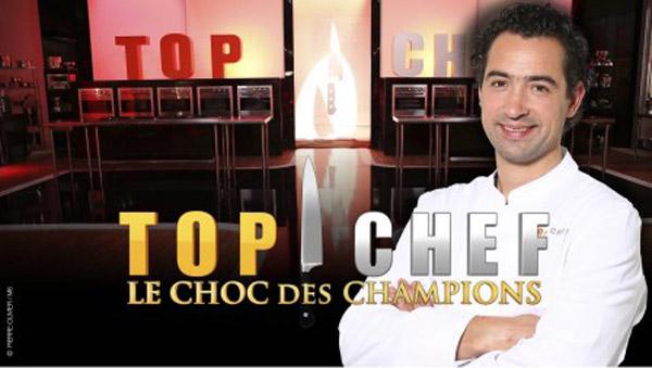 Qui est le gagnant du choc des champions 2015 de Top Chef ? Crédit : PIERRE OLIVIER/M6
