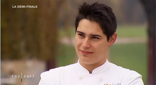 Xavier finaliste Top Chef 2015?