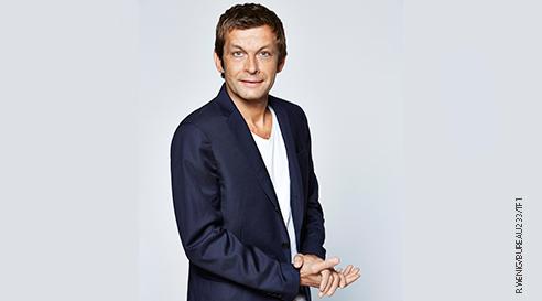 Laurent Mariotte et ses petits plats en équilibre sur TF1 entre 12h et 14H