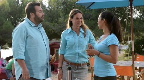 Les secrets de camping paradis et dates tournage saison 7