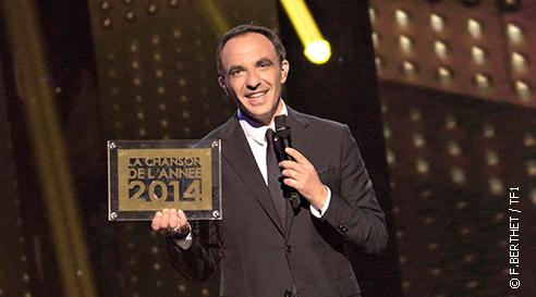 Nikos Aliagas maître de cérémonie pour les nrj music awards 2015
