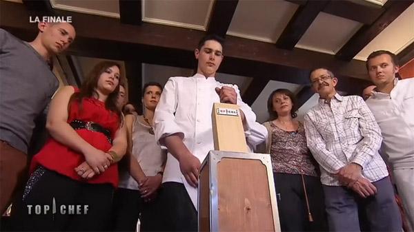 Avis et commentaires sur Xavier le gagnant Top Chef 2015 de la saison 6