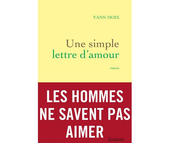 Avis Yann Moix Une simple histoire d'amour et polémiste ONPC