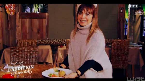 Avis et adresse du restaurant brésilien de Cristina dans l'addition de TF1