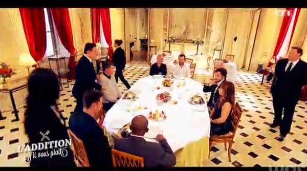 Les adressesæ des restaurants de l'addition s'il vous plait sur TF1 à Lyon
