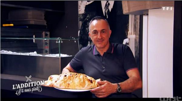 Avis et adresse de la brasserie pizzeria de Gino  de l'addition s'il vous plait sur TF1. Où est le resto pizzeria  de Gino ? 2 adresses en Bretagne