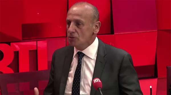 Départ Jean Michel Apathie de la matinale RTL à la rentrée 2015