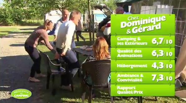 Les notes de Dominique et Gérard