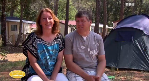 Angélique et Régis peuvent-ils remporter Bienvenue au camping ?