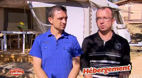 AVis et adresse sur le camping d'Arnaud et Thomas de Bienvenue au camping la semaine du 4 mai