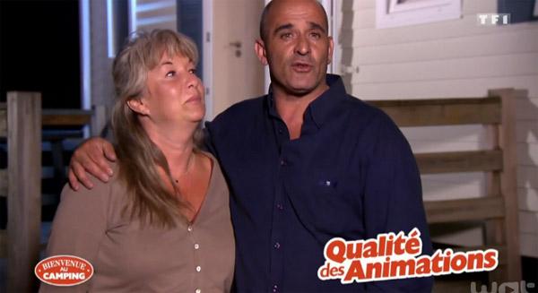 Les avis et l'adresse du camping de Christelle et Jean-Pierre de Bienvenue au camping sur TF1
