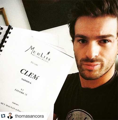 Les 1ers scripts de Clem saison 6