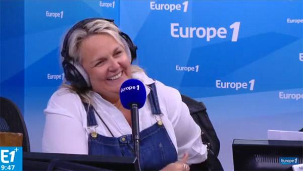 Emissions de Valérie Damidot sur NRJ12 à la rentrée 2015