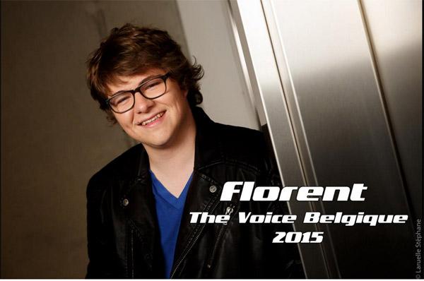 Florent The Voice Belgique 2015 le vainqueur, vos avis
