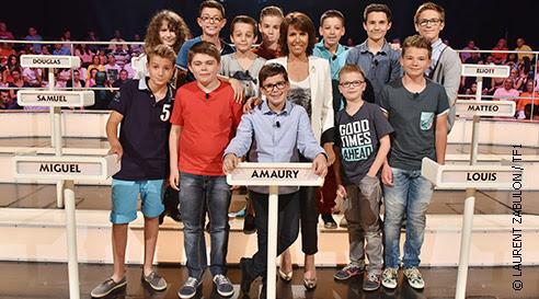 Avis Le grand concours des enfants du 29 août 2015 sur TF1