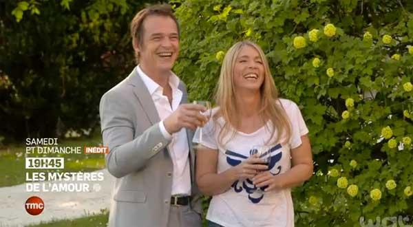Le bonheur du mariage Hélène et Peter avant le drame dans les mystères de l'amour #LMDLA