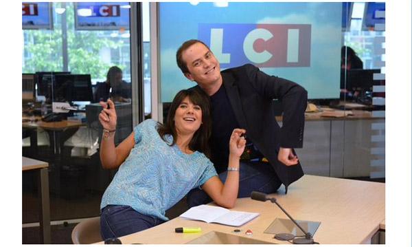 J'achète ou pas sur LCI avec Estelle Denis : donnez vos avis // Capture écran twitter @DenisEstelle