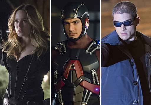 Legends Of Tomorrow sur CW