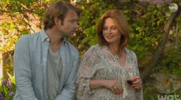 Olga et Nicolas se charrient  dans l'avant mariage d'Helene et Peter #LMDLA