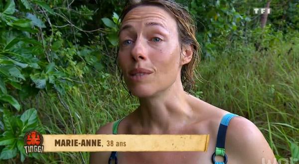 Marie Anne éliminée de Koh Lanta et la polémique du riz