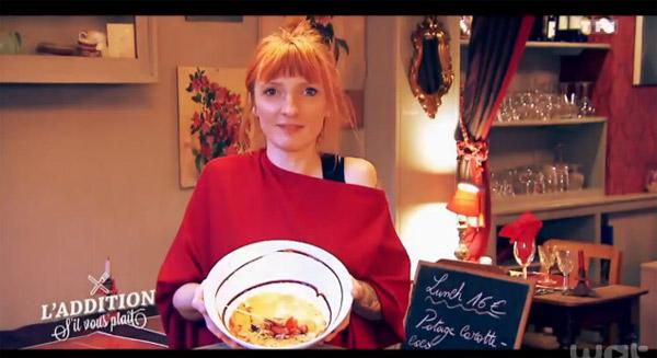 Avis sur le restaurant de Marjorie dans l'addition s'il vous plait en Belgique