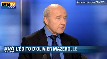 Olivier Mazerolle le remplaçant d'Apathie pour l'interview politique RTL
