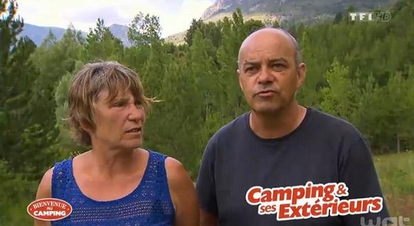 Commentaires et adresse camping Monique et Alain de Bienvenue au camping