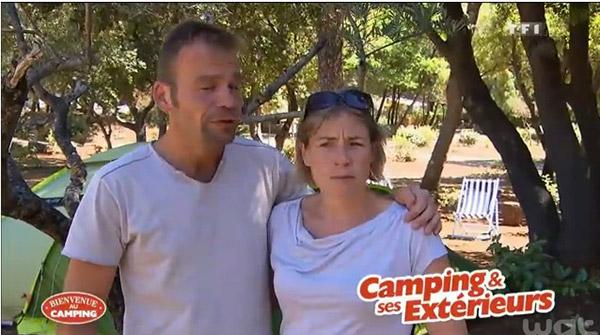 Les avis et l'adresse du camping glamping de Monique et Samuel de Bienvenue au camping TF1
