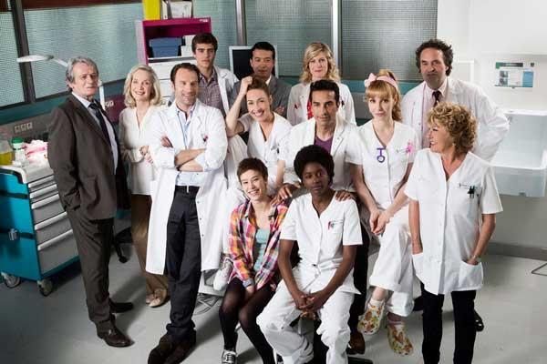 Nina sur France 2, les avis sur la série médicale tendance 2015 / Credit : © Laurent DENIS / FTV