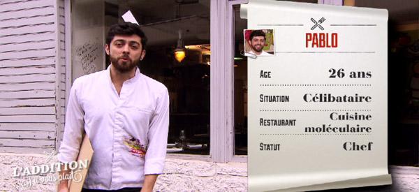 Les avis sur le restaurant de Pablo et Juan 2 chefs colombiens de l'addition s'il vous plait (voir adresse sur Paris)