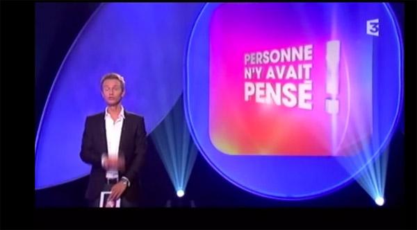 Les avis et commentaires sur Personne n'y avait pensé de Cyril Féraud (France 3)