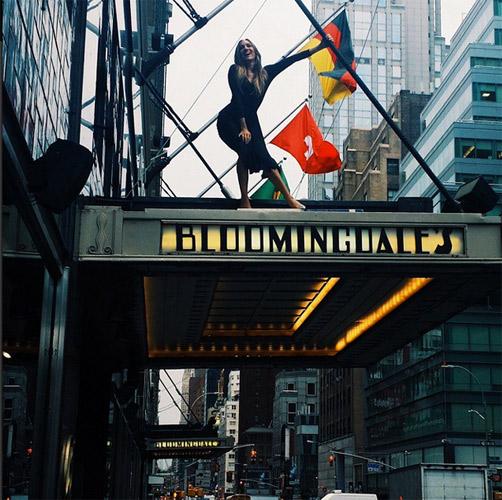 Sarah Jessica Parker le retour dans Sex and the city 2015/2016 / Capture écran instagram.com/sjpcollection