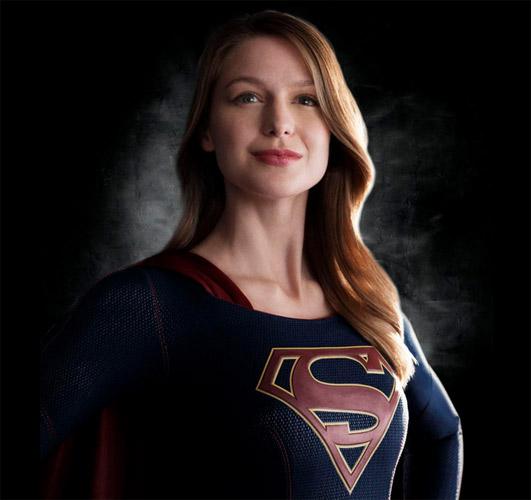 Melissa Benoist star de Supergirl saison 1 sur CBS