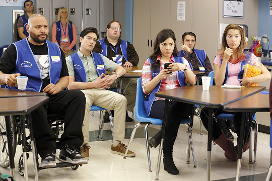 SUPERSTORE / Photo by: Trae Patton/NBC