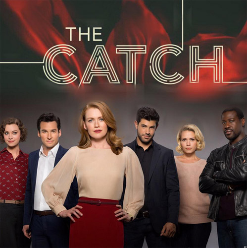 The Catch sur ABC la nouvelle série de Shonda Rhimes.
