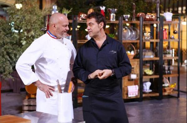 Michel Sarran signe ou pas Top Chef 2016 ? / Photo / Crédit : PIERRE OLIVIER/M6