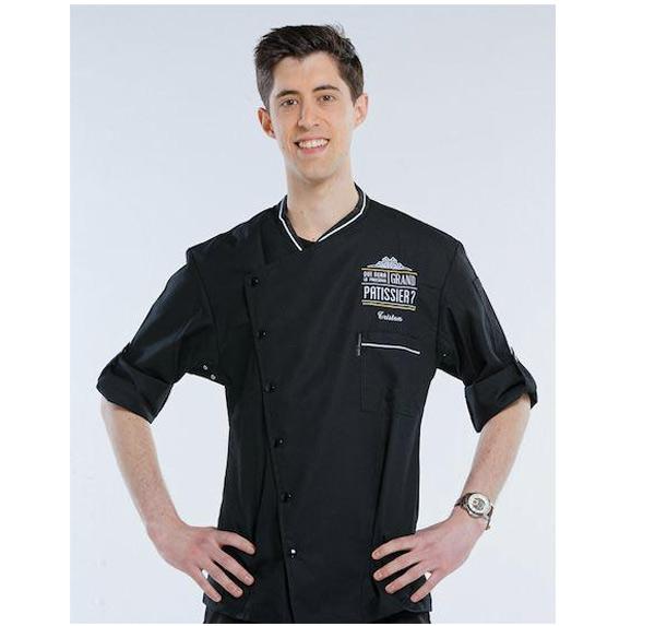 Avis Tristan du Grand Patissier dans La pâtisserie de Michalak