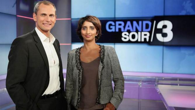 Vos avis sur la suppression du Grand soir 3 de France 3 à la rentrée 2015 ? / photo France 3
