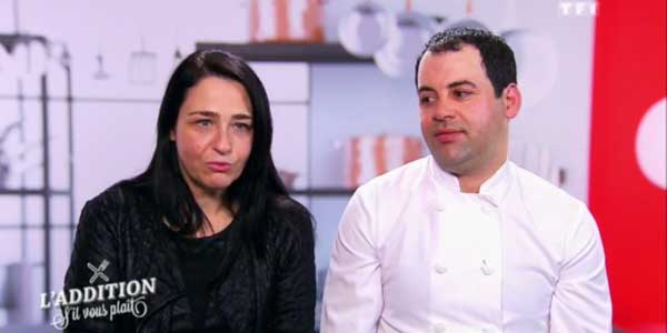 Myriam de l'addition s'il vous plait TF1 ne pourra pas être la gagnante au vu des notes a priori !