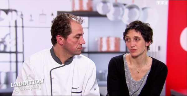 Thierry Faucher a tout du gagnant de l'addition s'il vous plait de TF1 ?